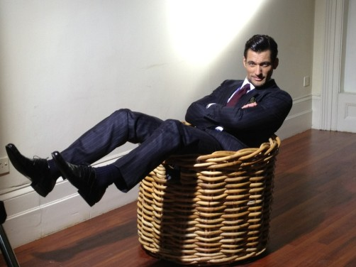 David Gandy RAKE magazine 2012 (2)