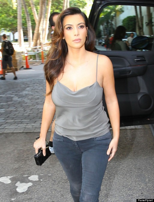 The Kardashians Have Lunch In Bal Harbour