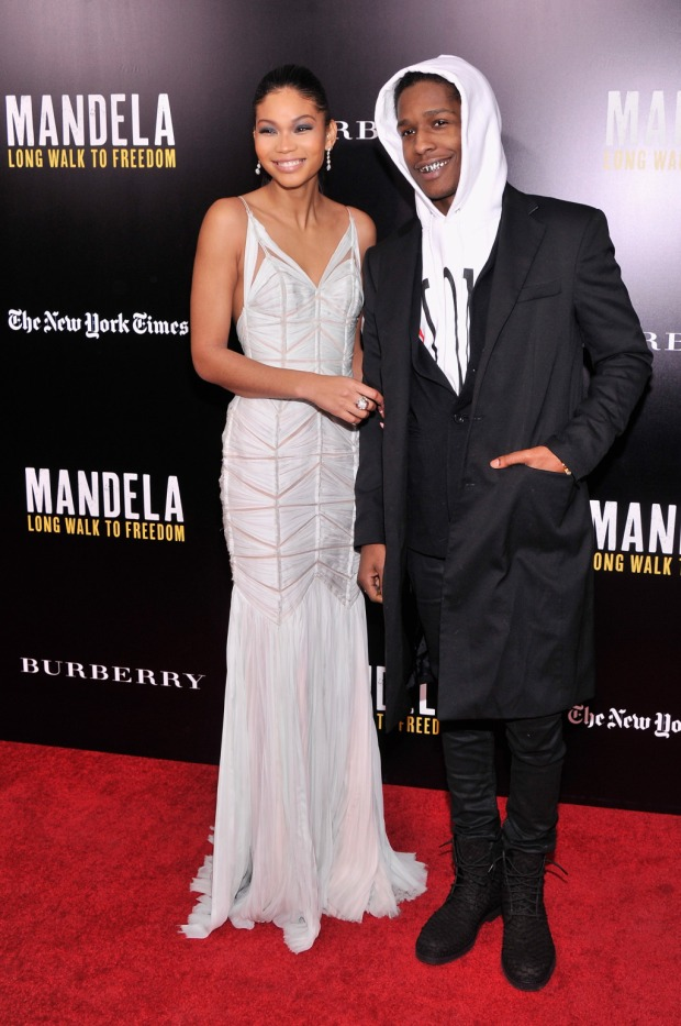 """Mandela: Long Walk To Freedom"" Screening Hosted By U2, Anna Wintour, Bob And Harvey Weinstein With Burberry"